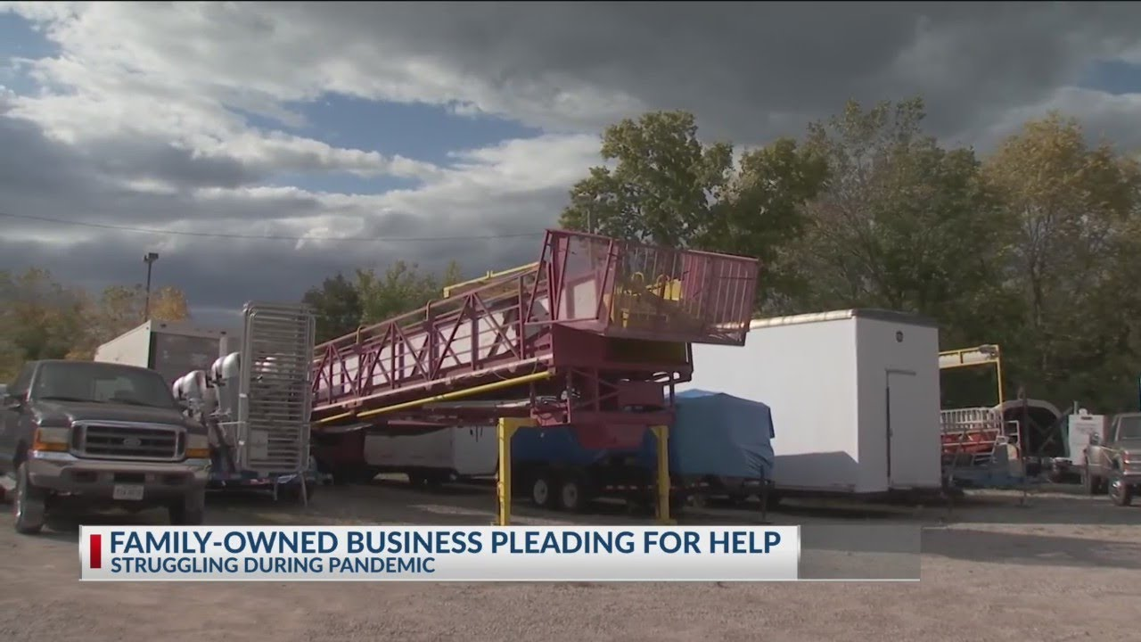 Family owned business pleading for help